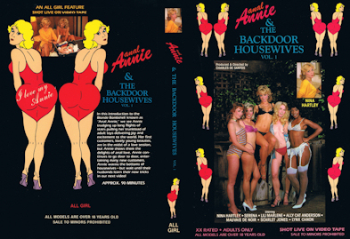 nina hartley anal annie backoor housewives 1984
