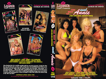 nina hartley best of anal annie