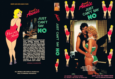 nina hartley anal annie just cant say no 1985