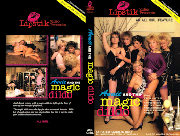 nina hartley anal annie magic dildo 1987