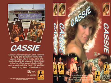 marilyn chambers cassie