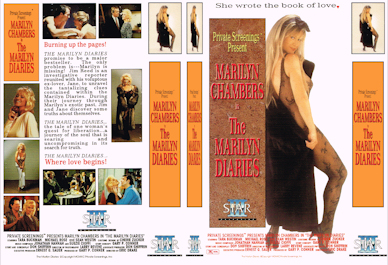 marilyn chambers the marilyn diaries