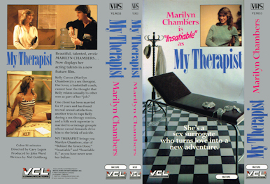 marilyn chambers my therapist