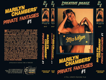 marilyn chambers private fantasies volume 1