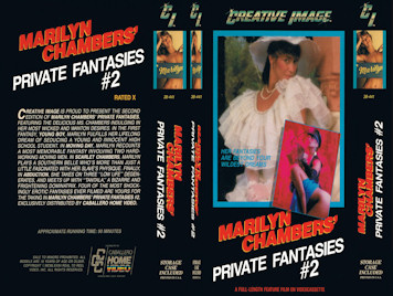 marilyn chambers private fantasies volume 2