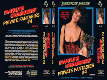 marilyn chambers private fantasies volume 4