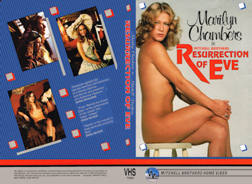 marilyn chambers resurrection of eve